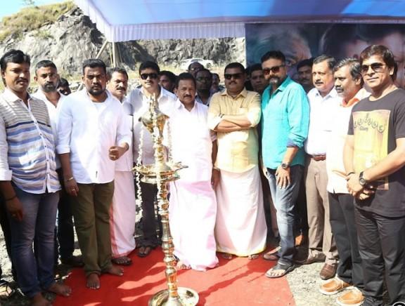 Aadu Puliyallam Movie Launch
