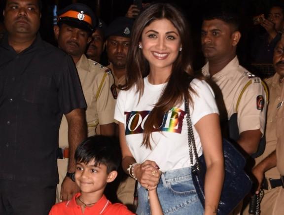 Aaradhya Bachchan's Birthday Bash - Hindi Tamil Event Photos
