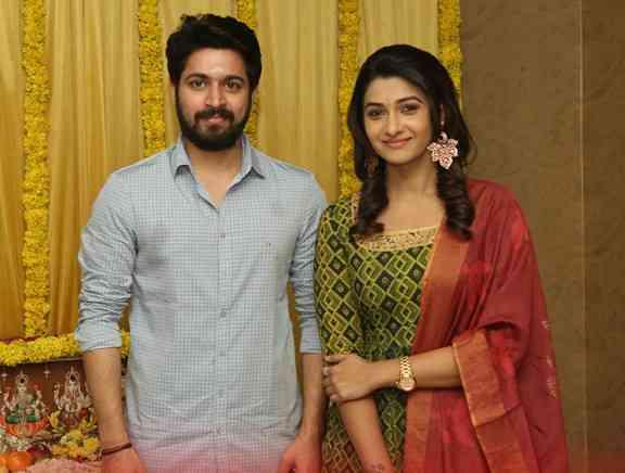 Actor Harish Kalyan New Movie Launch