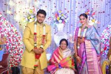 Actor Kaushik Babu Wedding Reception