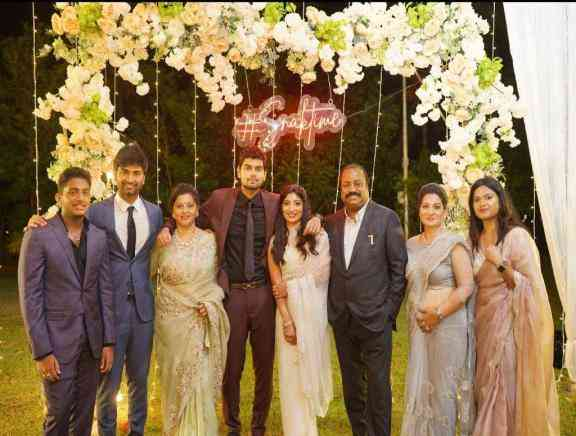Akash Murali and Sneha Britto Wedding Photos - Tamil Tamil Event Photos
