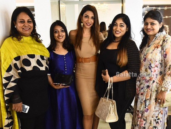 Arti Gutta's Pro Art Makeup Academy launch at Alwarpet