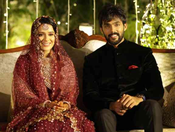 Bigg Boss Arav and Raahei Wedding Photos -  Photos Stills Images
