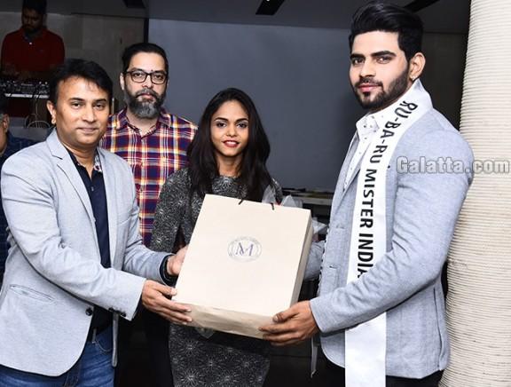 Brunch Party to Celebrate Success of Balaji Mister India International 2018