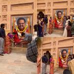 Celebrities pay their last respects To S P Balasubrahmanyam - Telugu Tamil Event Photos
