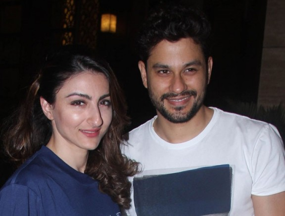 Celebrity Couples At Grace Sophie Choudry Party