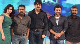 Celebs at Anjaan Telugu Audio Launch