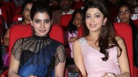 Celebs at Rabhasa Telugu Movie Audio Launch