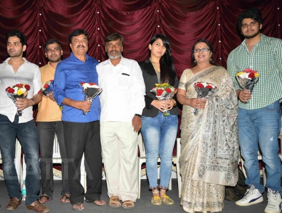 Chiravada Nenapu Press Meet