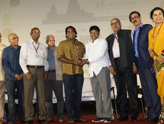 Closing and Award function of 15th Chennai International Film Festival