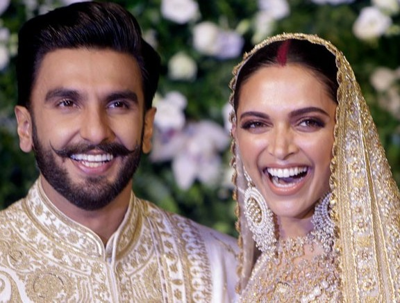Deepika Padukone and Ranveer Singh Wedding Reception at Mumbai
