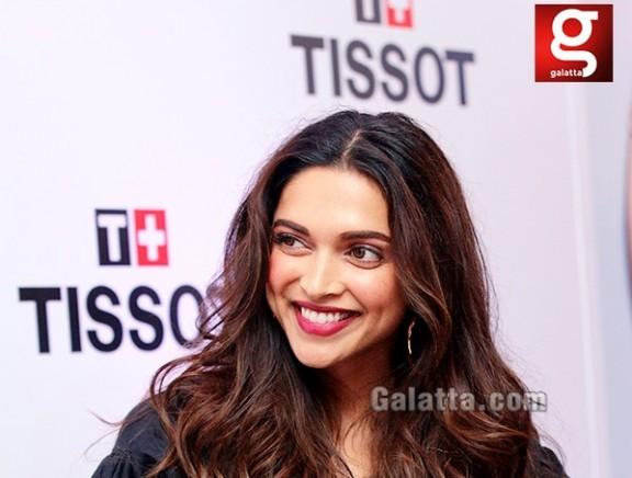 Deepika Padukone launches Tissot's new Boutique