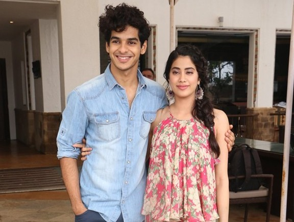 Dhadak Movie Promotion