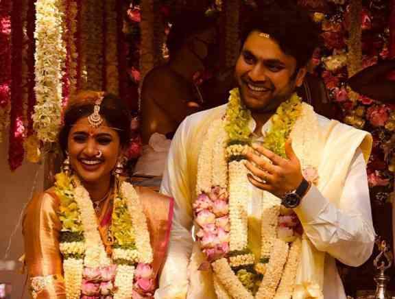Director Manoj Beeda Marriage Photos