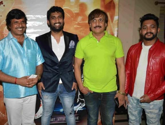Director S Narayan Jd Film Press Meet