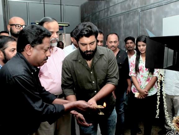 Director Sidhartha Siva New Movie Launch