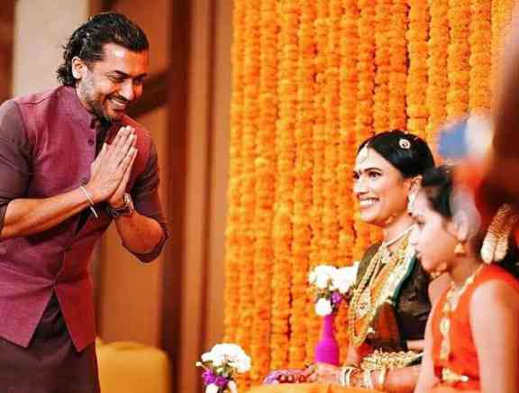 Director Sudha Kongara Daughter Wedding Photos -  Photos Stills Images