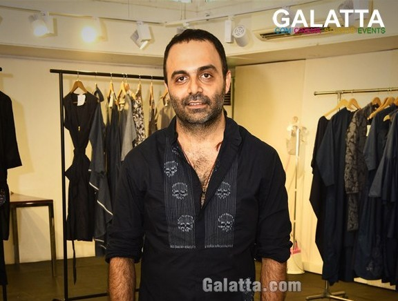 Esha Nichani presented the preview of Holiday and Festive collection
