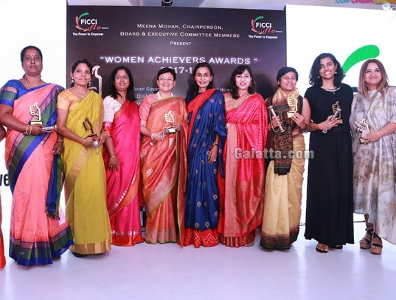 FICCI Flo Women Achievers Awards 2018