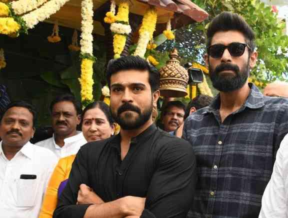 Galla Ashok Movie Launch
