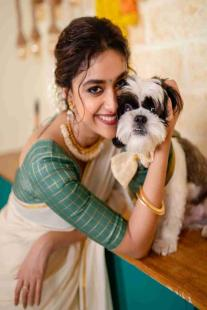 HEROINES WITH  PETS - Tamil Event Photos Images Pictures