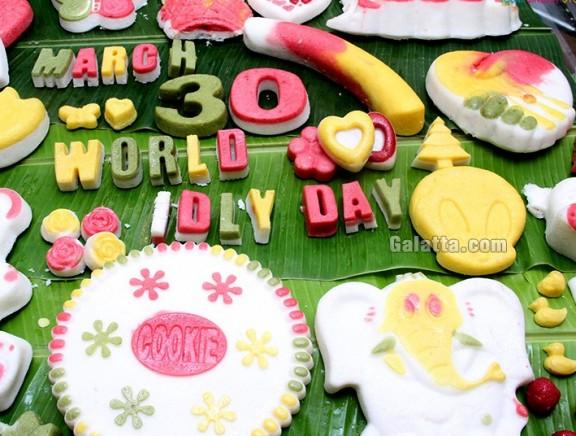 Idli Festival by Guinness World Record Holder Iniyavan at Hotel Ambassador Pallava