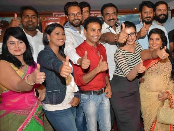 Jai Maruthi 800 Success  Meet