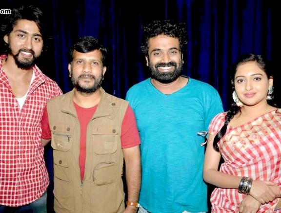 Kamsapura Movie Press Meet