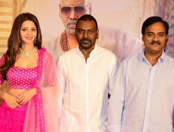 Kanchana 3 Success Meet
