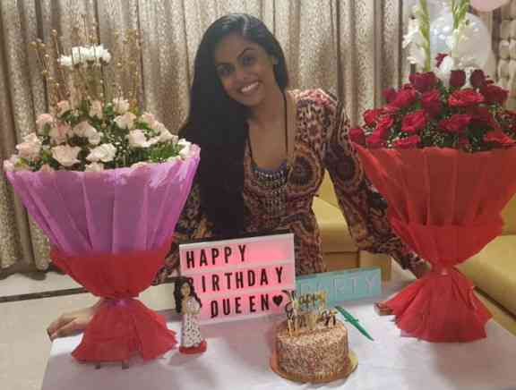Karthika Nair Birthday Celebration Photos - Tamil Tamil Event Photos
