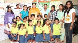 Khushbu at World Tiger Day Event