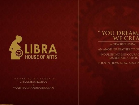 LIBRA House of Arts presents Thematic Presentation on RUDRA DASAKAM