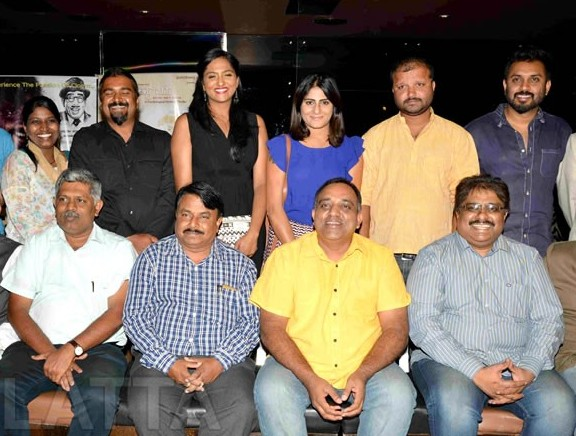 Last Bus 50 Days Celebrations Press Meet