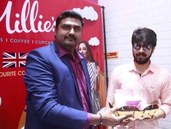 Launch of Millies Cookies