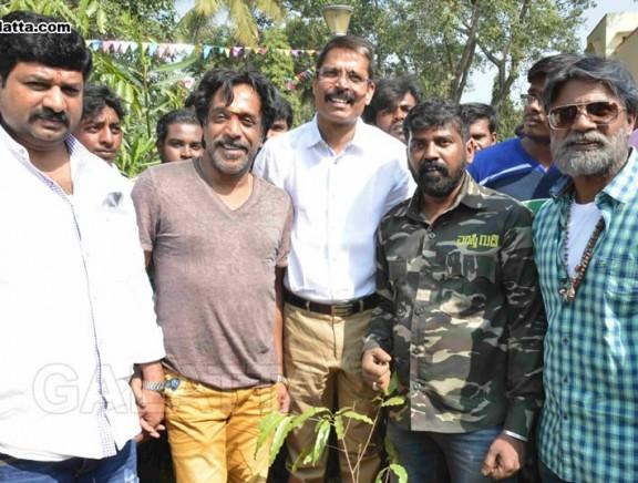 Maasthi Gudi Movie Launch