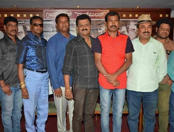 Matte Banda Veerappan Press Meet