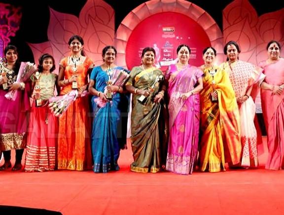 Mega Magalir Awards 2016