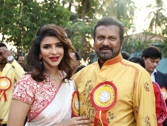 Mohan Babu Birthday Celebrations