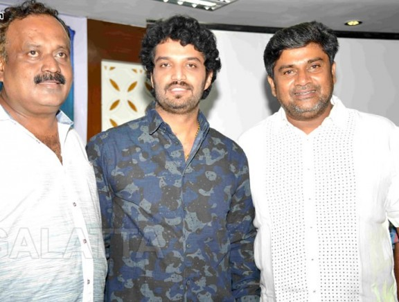 Mr.Mommaga Press Meet