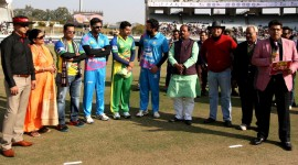 Mumbai Heroes Vs Kerala Strikers Match - CCL 5