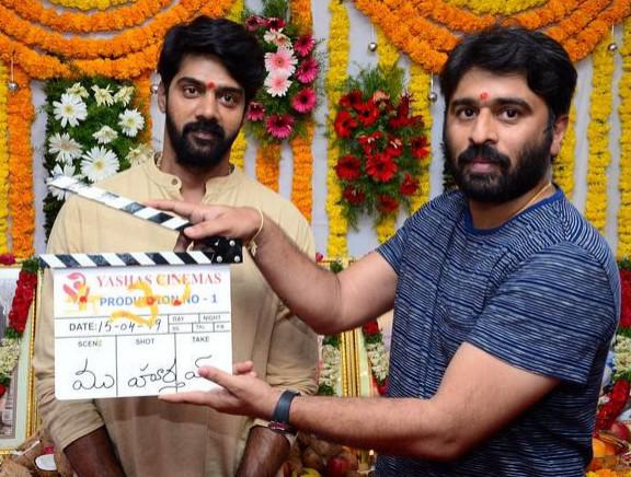 Naveen Chandra New Movie Launch