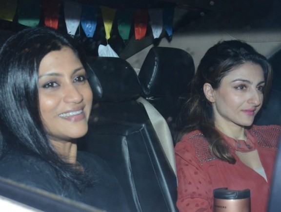 Neha Dhupia's Birthday Bash