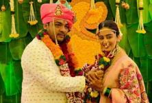 Neha Pendse Wedding Photos - Kannada Photo Feature