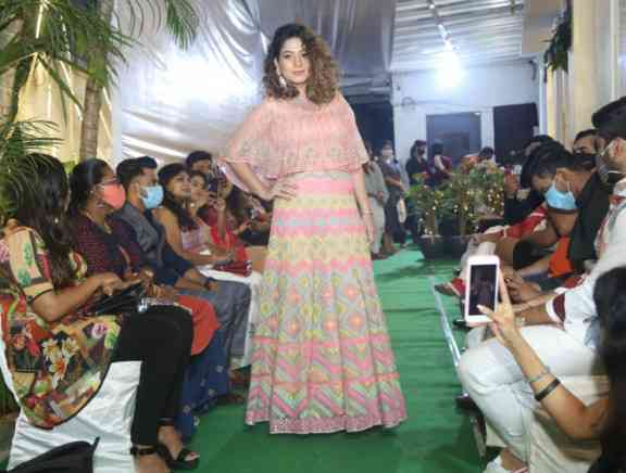 Nidhi's Multi Designer Store Launches Its Festive Collection