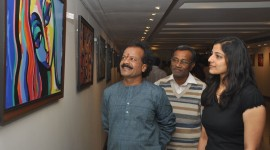 Nishanthi at Muse Art Gallery