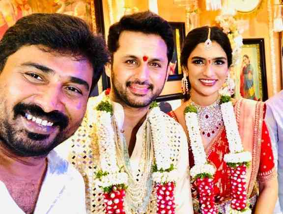 Nithiin Engagement Photos - Tamil Tamil Event Photos