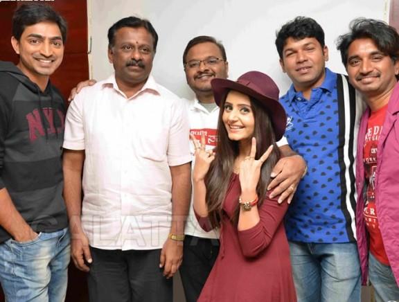 Preethiyalli Sahaja Movie Press Meet