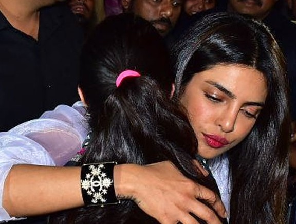 Priyanka Chopra Celebrates Her Father's Birth Anniversary