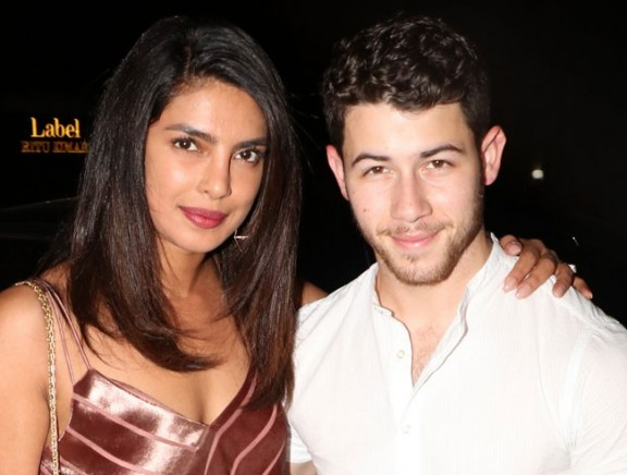 Priyanka Chopra and Nick Jonas Pre-Wedding Party