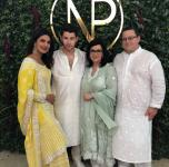 Priyanka Chopra and Nick Jonas Roka Ceremony - Kannada Tamil Event Photos